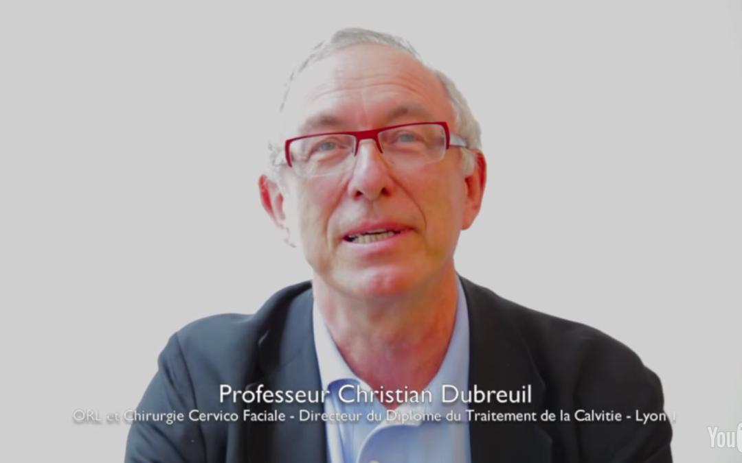 Le professeur Christian Dubreuil choisit la méthode DHI