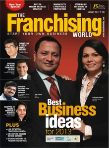 DHI dans The Franchising