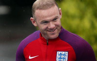 La calvitie de Wayne Rooney