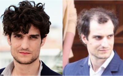 Où sont passés les cheveux de Louis Garrel ?!