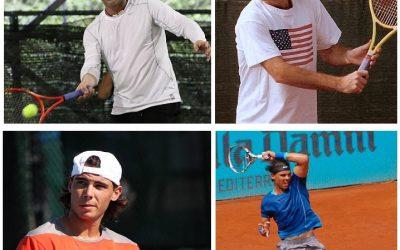 Les cheveux des tennismen, l'autre spectacle de Roland Garros