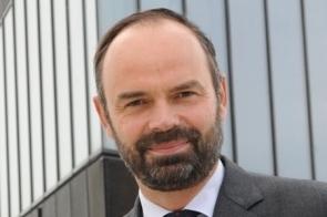 la barbe d'Edouard Philippe